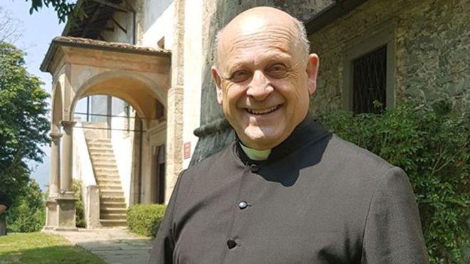 священник помер від коронавірусу